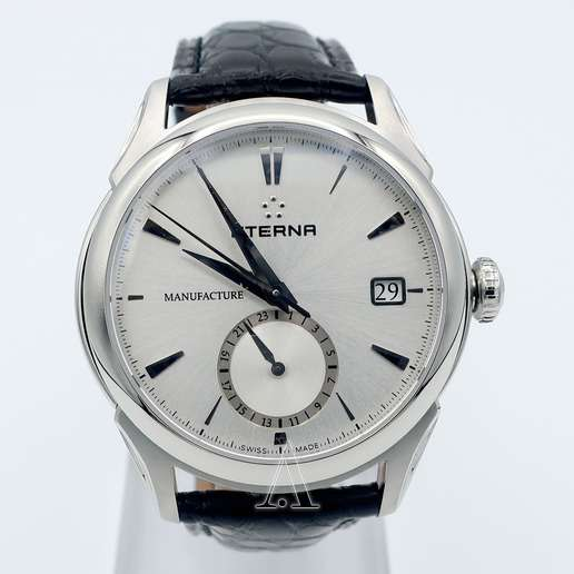 Men's  Eterna 1948 Legacy GMT Watch