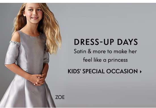 Kids' Special Occasion