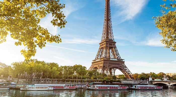 Find Hotels in Paris