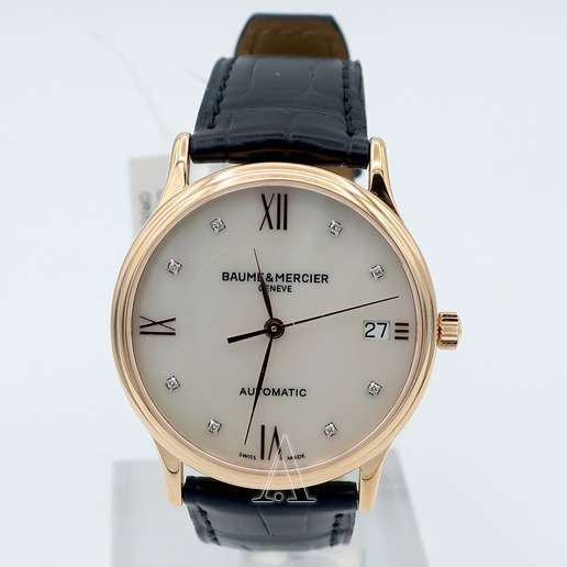 Women's  Baume and Mercier Classima Executives Watch