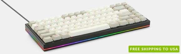 Massdrop] KBDFans 75% Custom Mechanical Keyboard Kit