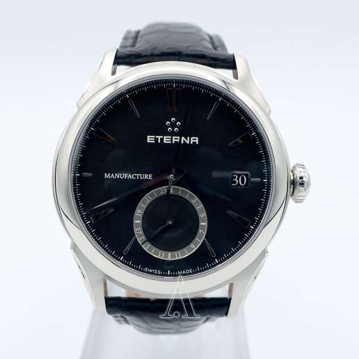 Men's  Eterna 1948 Legacy GMT Watch