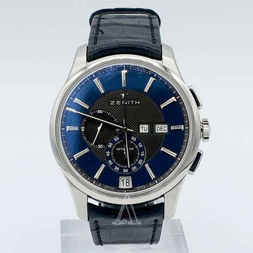 Men's  Zenith Captain Winsor Annual Calendar Watch
