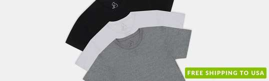 Kuwalla Tee T-Shirt 3-Pack