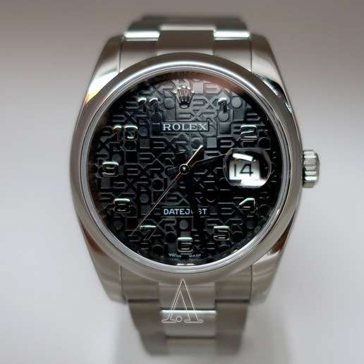 Men's  Rolex Datejust 36 Watch