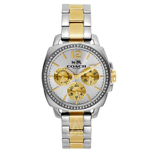 Women's  Coach Boyfriend Watch