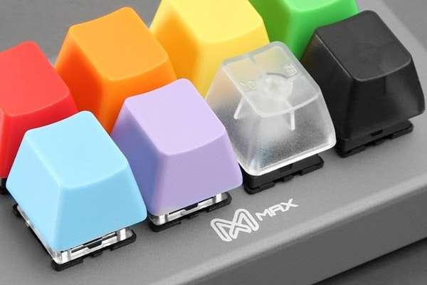 Massdrop] Max Keyboard Tester Kit: DIY Cherry & Gateron