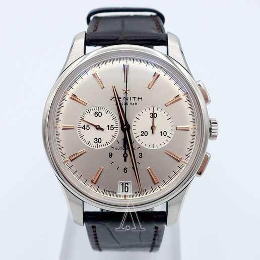 Men's  Zenith Captain Chronograph Watch
