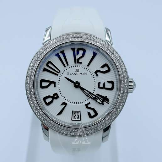 Women's  Blancpain Women Ultra-Slim Watch