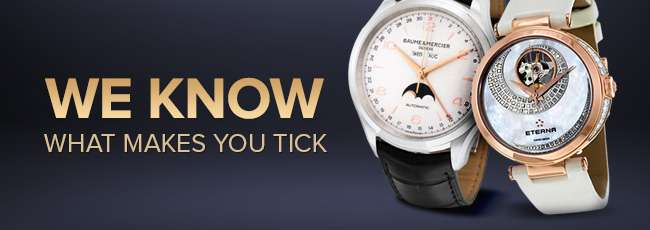 We Know What Makes You Tick