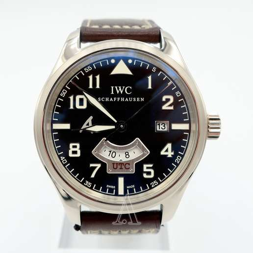 Men's  IWC Pilot's Watch UTC Limited Edition Watch