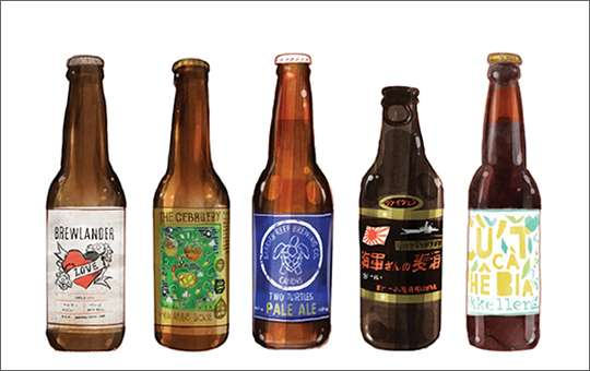 THE THRIVING CRAFT BEER SCENE IN ASIA