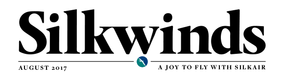 Silkwinds - A Joy To Fly With SilkAir