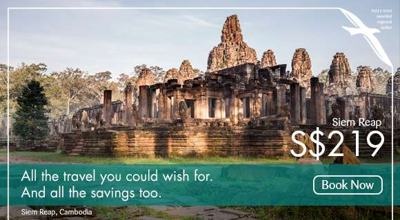 All the travel you could wish for. And all the savings too.