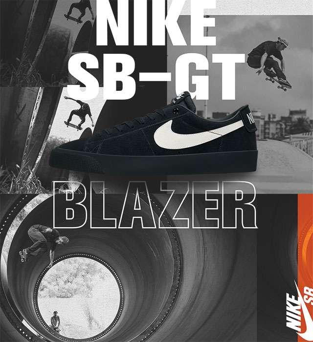 NIKE SB-GT | BLAZER | NIKE SB
