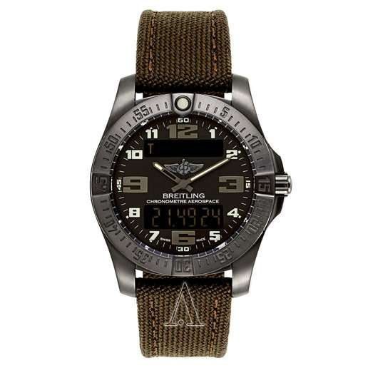 Men's  Breitling Professional Aerospace Evo Night Mission Watch