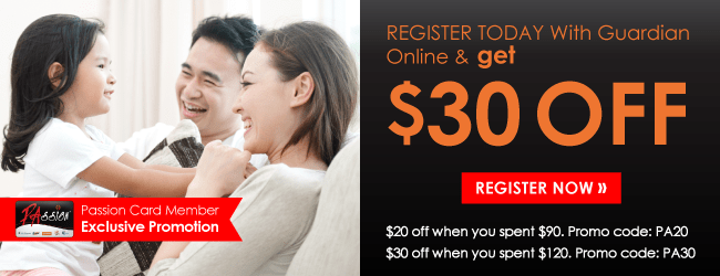 Register today with Guardian online & Get $30 off!