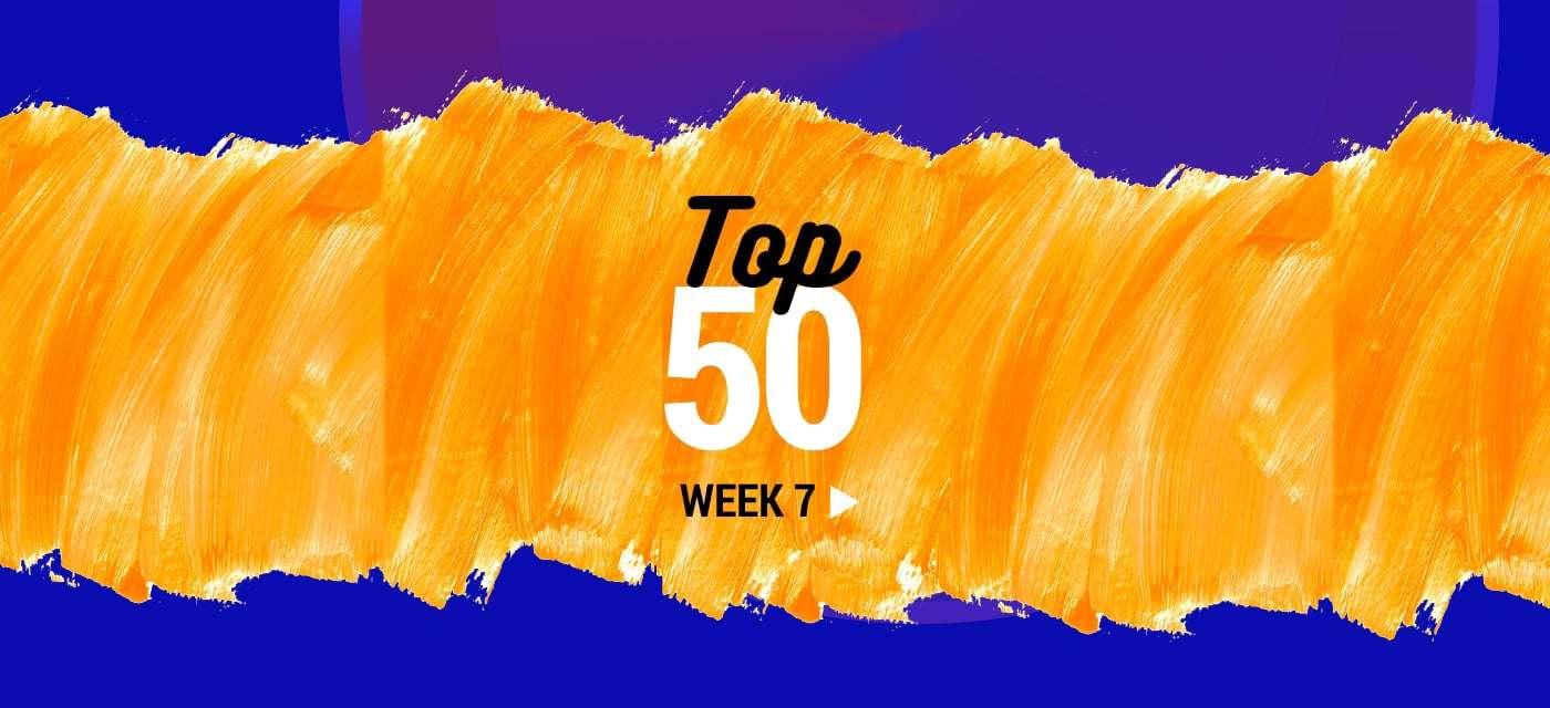 Top 50 week 7