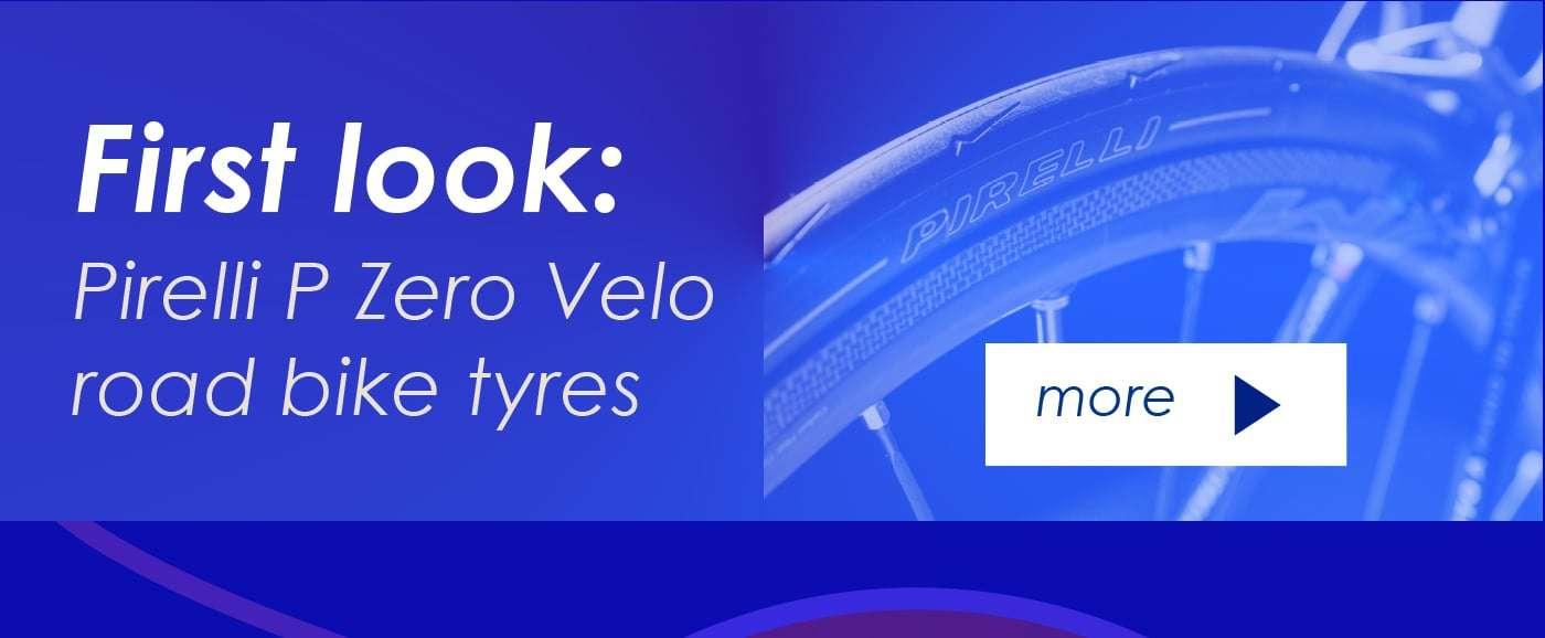Pirelli P Zero Velo road bike tyres