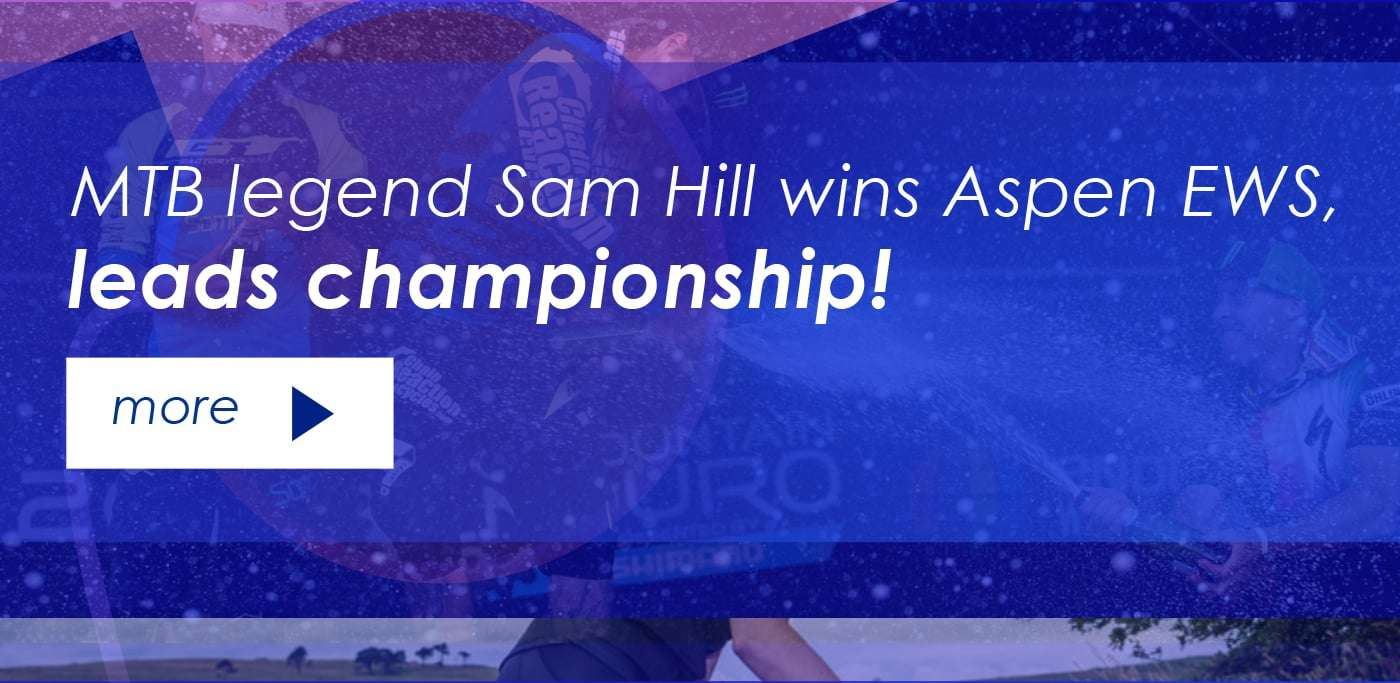 Sam Hill wins Aspen EWS