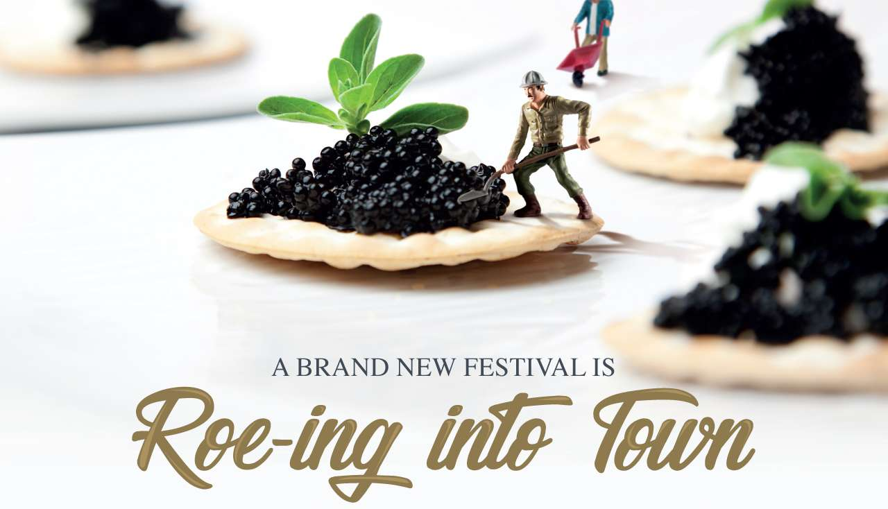 A BRAND NEW FESTIVAL IS Roe-ing into Town