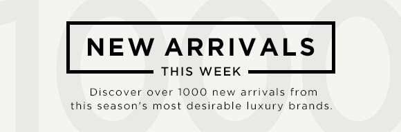 Over 1000 new arrivals