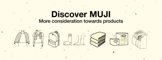 Discover MUJI