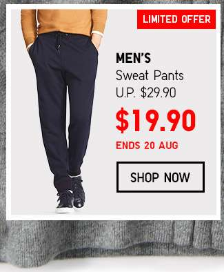 Shop Men's Sweat Pants