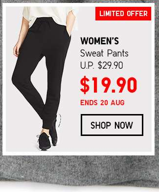 Shop Women's Sweat Pants