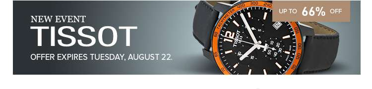 New Event Tag Heuer