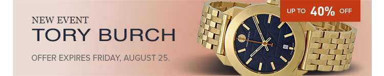 New Event Tory Burch
