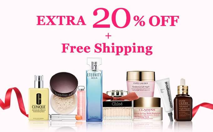 Get Extra 20% Off + Free Shipping! You've scored our top-secret deal! Offer ends 27 Aug 2017.
