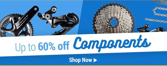 Up to 60% off Components