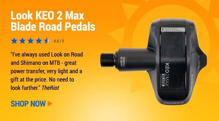 Look KEO 2 Max Blade Road Pedals
