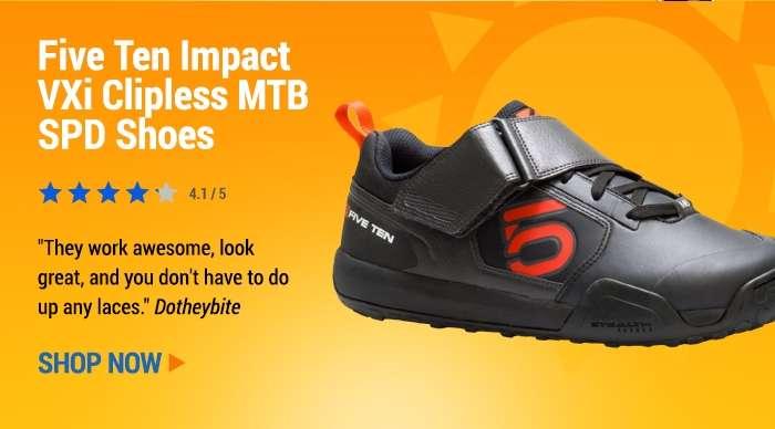 Five Ten Impact VXi Clipless MTB SPD Shoes