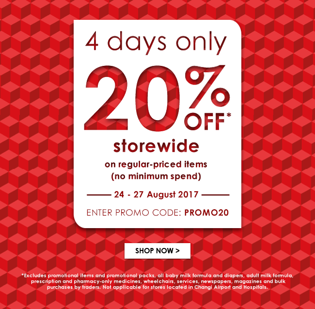 4 days only! 20% off storewide - Enter promo code: PROMO20