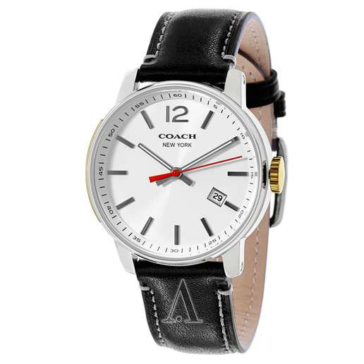 Men's Coach Bleecker Watch