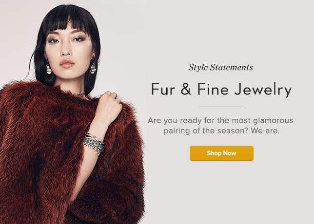 Fur and Fine Jewelry