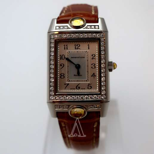 Women's  Jaeger-LeCoultre Reverso Joaillerie Watch