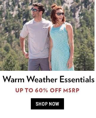 Warm Weather Clothing