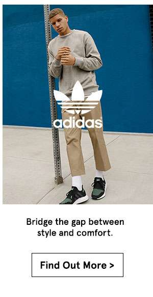 Bridge the gap between style and comfort. Find Out More