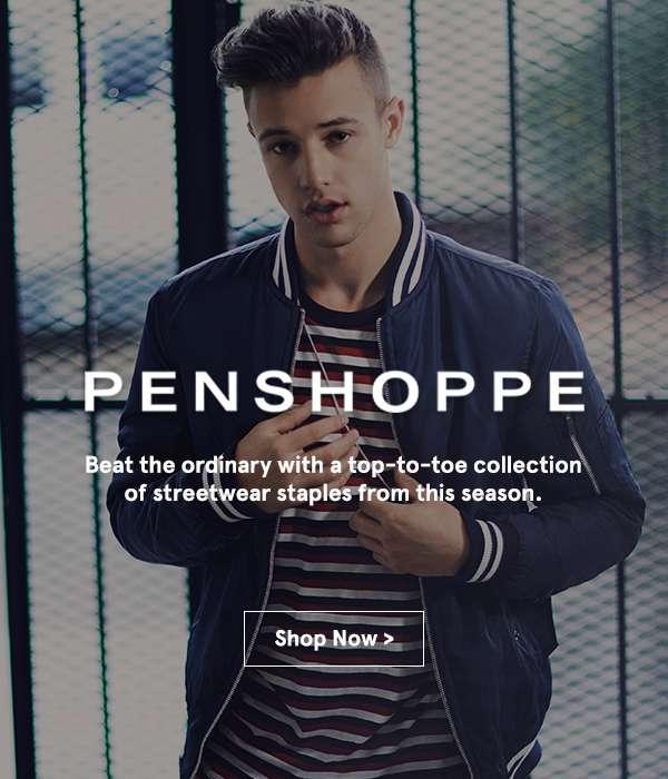 Penshoppe. Shop now.
