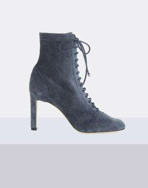 Jimmy Choo Daize 85 suede ankle boots