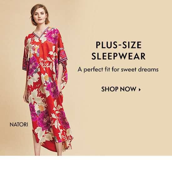 Plus Size Sleepwear