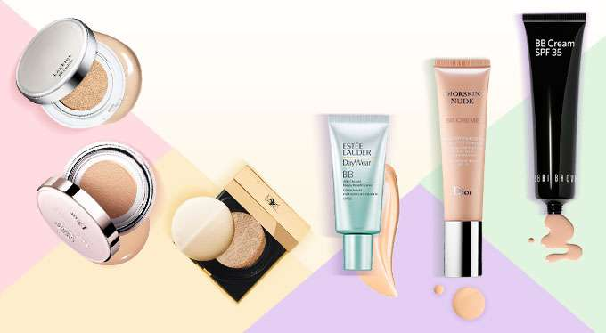 The New Foundations of Today: How to look airbrushed in minutes with makeup!