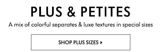 Shop Plus Sizes