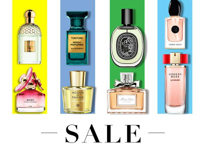 All Fragrances Extra 10% Off! Ends 4 Sept 2017.