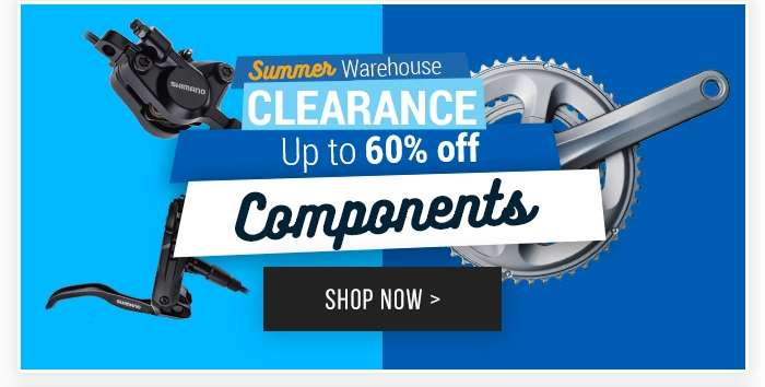 Summer Warehouse CLEARANCE Components