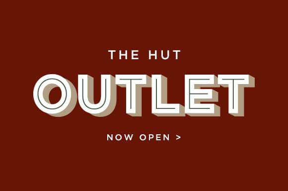 The Hut outlet now open