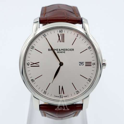 Men's  Baume and Mercier Classima Executives Watch
